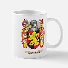Mathews Coat of Arms - Family Crest Mug