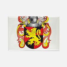 Mathews Coat of Arms - Family Crest Rectangle Magn