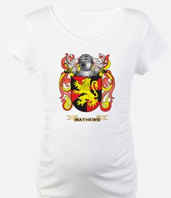 Mathews Coat of Arms - Family Crest Shirt