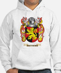 Mathews Coat of Arms - Family Crest Hoodie