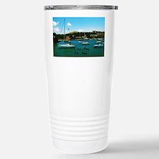 Cruz Bay St. John Stainless Steel Travel Mug