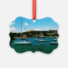 Cruz Bay St. John Ornament