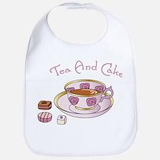 Tea And Cake Bib