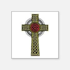 Celtic Knot Cros Sticker
