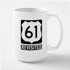Hwy 61 Revisited Large Mug