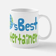 Earths Best Entertainer Mug