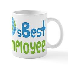 Earths Best Employee Mug
