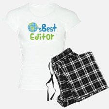 Earths Best Editor Pajamas