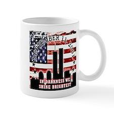 September 11 Never Forget Mug