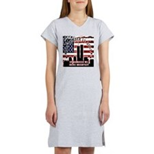 September 11 Never Forget Women's Nightshirt