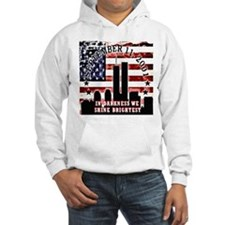 September 11 Never Forget Hoodie