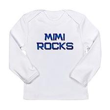 mimi rocks Long Sleeve T-Shirt