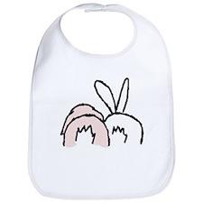 Unique Bunny Bib