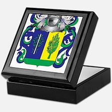 Matthias Coat of Arms - Family Crest Keepsake Box
