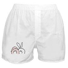 Unique Bunny Boxer Shorts