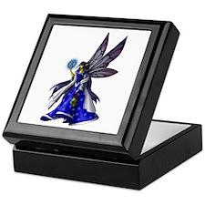 Christmas Fairy Keepsake Box