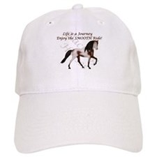 Racking Horse Smooth Journey Baseball Cap