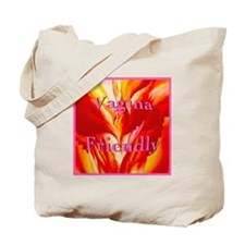 Vagina Friendly Tote Bag