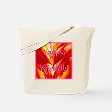 Vagina Friendly Tote Bag
