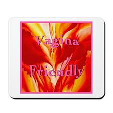 Vagina Friendly Mousepad