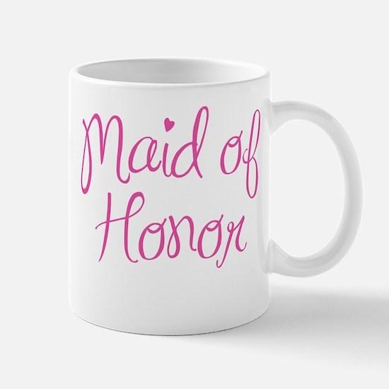 Maid of Honor Large Mugs