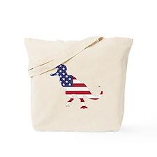 Tyrannosaurus (United States) Tote Bag