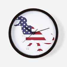 Tyrannosaurus (United States) Wall Clock