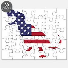 Tyrannosaurus (United States) Puzzle
