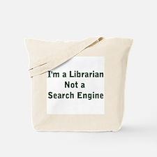 Librarian Tote Bag