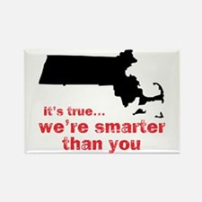 Cute New bedford Rectangle Magnet
