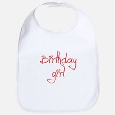 birthday-girl-jel-red Bib
