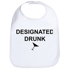 Designated Drunk Bib