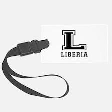 Liberia Designs Luggage Tag