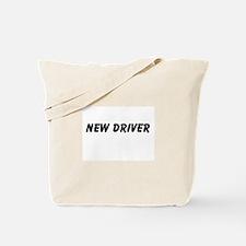 New Driver Tote Bag