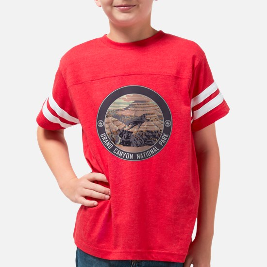 circle-GCNP_v3 Youth Football Shirt