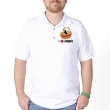 I Love Picnics T-Shirt