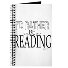 Rather Be Reading Journal