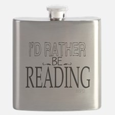 Rather Be Reading Flask