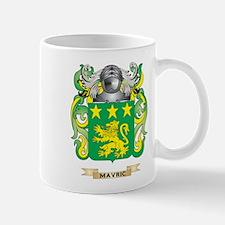 mavric Coat of Arms - Family Crest Mug