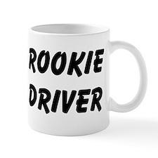 Rookie Driver Mug