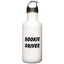 Rookie Driver Water Bottle