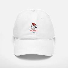 Turbo Boost - Keep Calm Baseball Baseball Cap