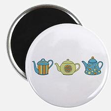 Teapot Border Magnet