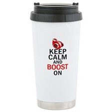 Turbo Boost - Keep Calm Travel Mug