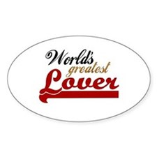 Worlds Greatest Lover Decal