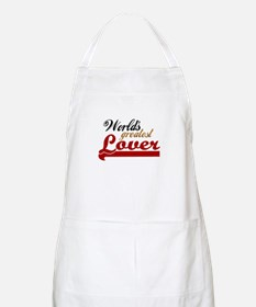 Worlds Greatest Lover Apron