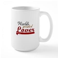 Worlds Greatest Lover Mug