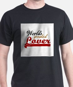 Worlds Greatest Lover T-Shirt