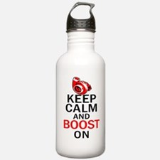 Turbo Boost - Keep Calm Water Bottle