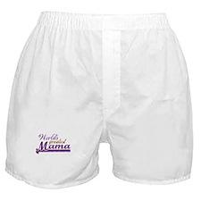 Worlds Greatest Mama Boxer Shorts